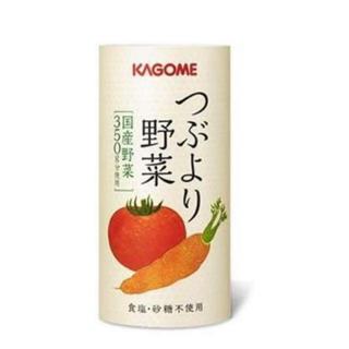カゴメ(KAGOME)のカゴメ つぶより野菜30本(野菜)