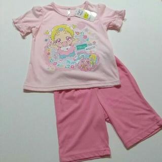 バンダイ(BANDAI)の新品タグ付き プリキュア 半袖パジャマ 100(パジャマ)