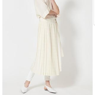 ジョゼフ(JOSEPH)の新品未使用♪JOSEPHプリーツスカート(ひざ丈スカート)