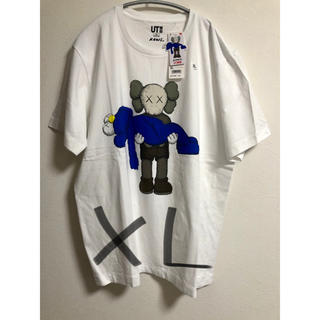 ユニクロ(UNIQLO)のUNIQLOKAWS コラボ Tシャツ(Tシャツ/カットソー(半袖/袖なし))