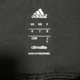 アディダス(adidas)のadidas スパッツ(レギンス/スパッツ)
