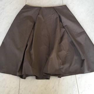 フォクシー(FOXEY)のフォクシー スカート サイズ40(ひざ丈スカート)