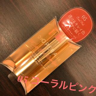 OPERA - 新品☆未開封 オペラ R 05 リップティント コーラルピンク