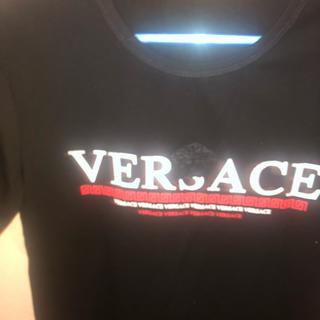 ヴェルサーチ(VERSACE)のVERSACE  ヴェルサーチ シャツ(Tシャツ/カットソー(半袖/袖なし))