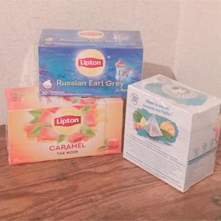 Liptonセット フランス製(茶)