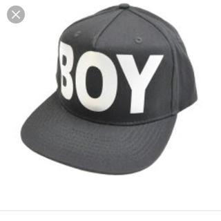 ボーイロンドン(Boy London)のボーイロンドンキャップ  BOY LONDON CAP 超美品(キャップ)