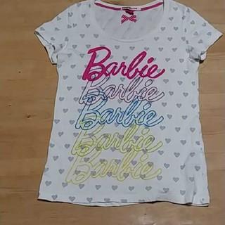 ユニクロ(UNIQLO)のユニクロ バービー Barbie Tシャツ Lサイズ(Tシャツ(半袖/袖なし))