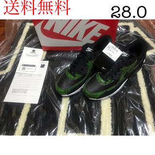 ナイキ(NIKE)のNIKE AIR MAX 90 QS Green Python マックス 28(スニーカー)