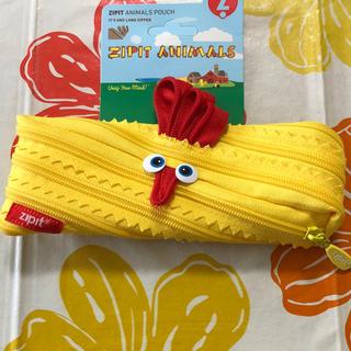 zipit animals  pencil case ニワトリ