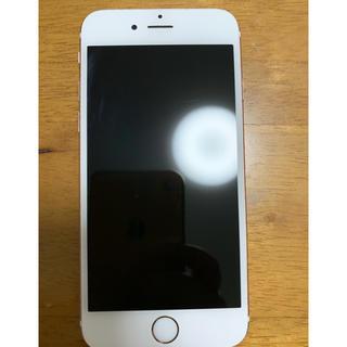 アップル(Apple)のiPhone6s(携帯電話本体)