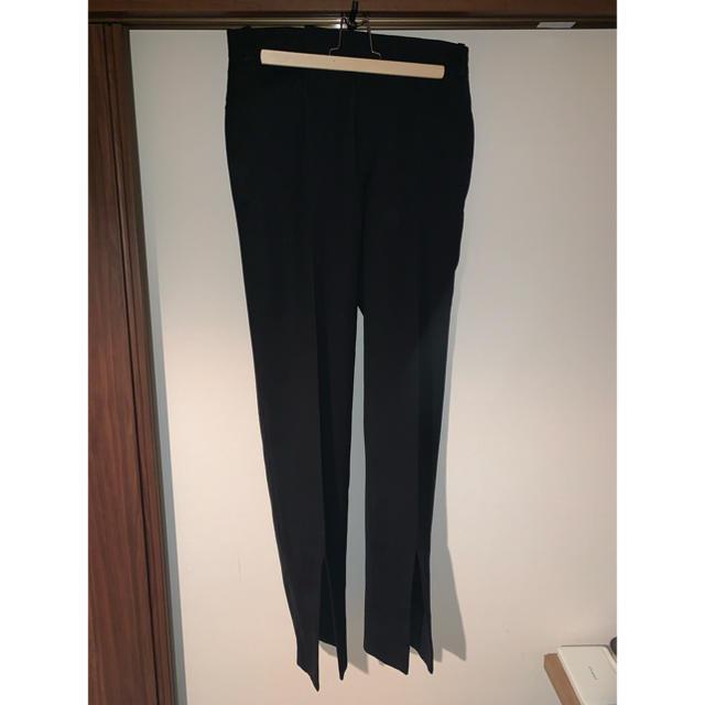 Maison Martin Margiela(マルタンマルジェラ)の最終値下 namacheko スリットパンツ メンズのパンツ(スラックス)の商品写真