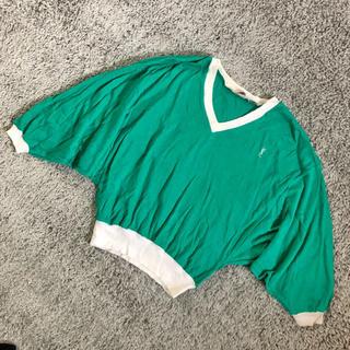 イヴサンローランボーテ(Yves Saint Laurent Beaute)のYSL ◾︎イヴ・サンローラン レディース トップス◾︎ロゴヴィンテージML(Tシャツ(半袖/袖なし))