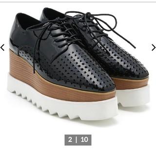 トゥモローランド(TOMORROWLAND)のSTACCATO オックスフォード(ローファー/革靴)