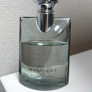 ブルガリ(BVLGARI)のBVLGARI POUR HOMME SOIR プールオム ソワール(香水(男性用))
