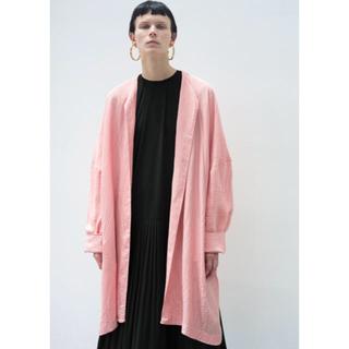◆新品タグ付き◆ 08sircus ストレッチプリーツドレス 0 ブラック
