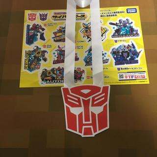 東京おもちゃショー トランスフォーマー セット