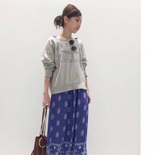 L'Appartement DEUXIEME CLASSE - 新品未使用☆アパルトモン☆ STAMMBAUM Mc CHORD SWEAT