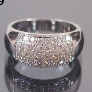 シルバージルコニア指輪新品(リング(指輪))