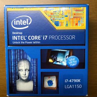 Intel Core i7-4790K(PCパーツ)