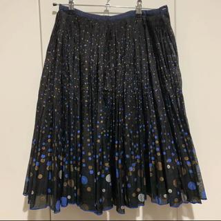 ツモリチサト(TSUMORI CHISATO)のThierry Colson スカート(ひざ丈スカート)