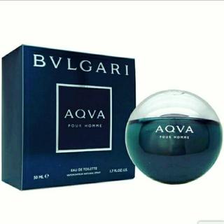 ブルガリ(BVLGARI)のBVLGARI アクア POUR HONE 50ml(香水(男性用))