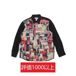 シュプリーム(Supreme)のSupreme CDG Patchwork Button Up Shirt S(シャツ)