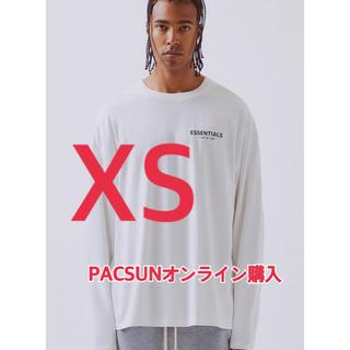 フィアオブゴッド(FEAR OF GOD)の6/19まで5%オフクーポン利用可能FOG essentials Tシャツ(Tシャツ/カットソー(七分/長袖))