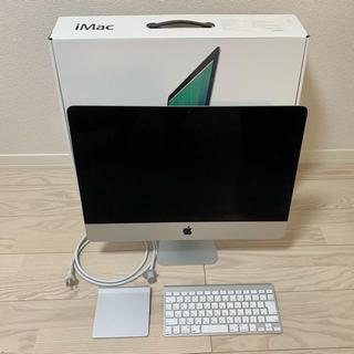 Mac (Apple) - iMac 【21.5inch late 2013】