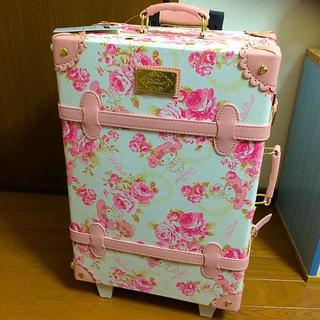 リズリサ(LIZ LISA)のマイメロコラボ リズリサキャリー2014(スーツケース/キャリーバッグ)