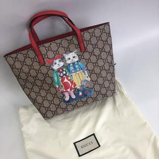 ヒグチユウコ グッチのバッグ