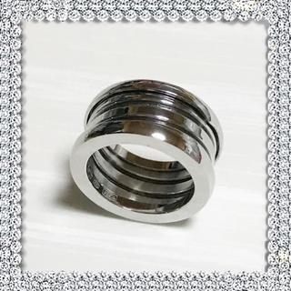 とても素敵なスプリングリング♡サージカルステンレス製(リング(指輪))
