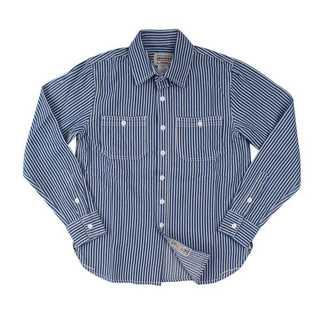 シャツ メンズ 長袖シャツ 綿コットンストライプ新品新作人気最旬定番OK8303(シャツ)