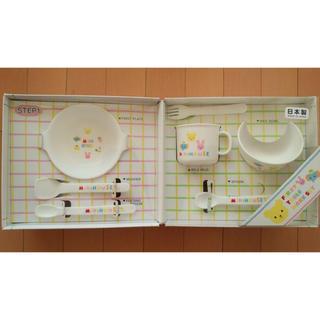 MIKI HOUSE(ミキハウス)★ベビー用食器セット