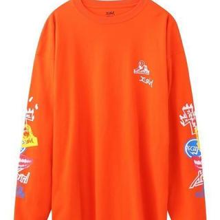シュプリーム(Supreme)のXgirlロンT(Tシャツ(長袖/七分))