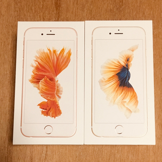iPhone - 【2台セット】iPhone6s 32GB SIMフリー