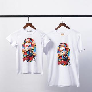 アベイシングエイプ(A BATHING APE)のTシャツ A BATHING APE ア ベイシング エイプ(Tシャツ/カットソー(半袖/袖なし))