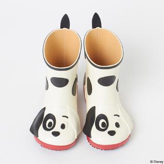 ダイアナ(DIANA)のDIANA×Disney 101匹わんちゃん 長靴 キッズ(長靴/レインシューズ)