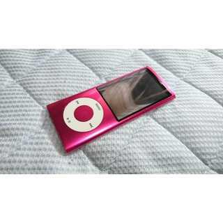 Apple iPod nano 第5世代 MC050J 8GB ピンク