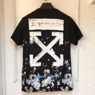 オフホワイト(OFF-WHITE)のOFF WHITE Tシャツ 半袖(Tシャツ/カットソー(半袖/袖なし))