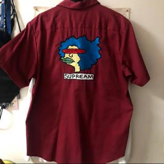 シュプリーム(Supreme)の【L】Supreme Gonz Work Shirt(シャツ)