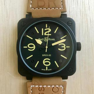 Bell & Ross - メンズ 腕時計 Bell & Ross ミリタリー  パイロットウォッチ 新品