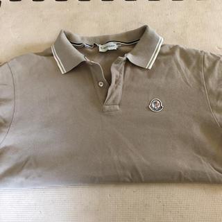 MONCLER - モンクレール ポロシャツ M 半袖 中古