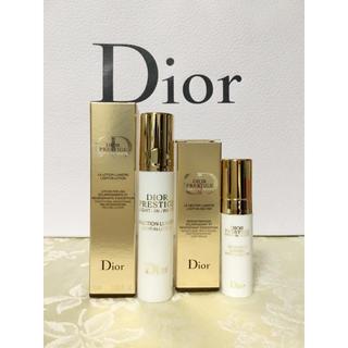 Dior - 【新品】Dior プレステージ ホワイト セラム ルミエール & ローション