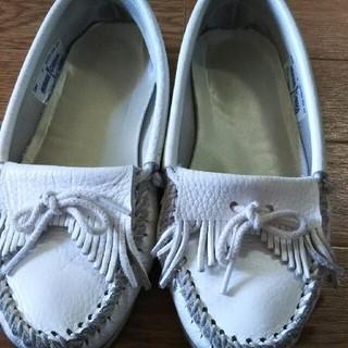 ミネトンカ(Minnetonka)のミネトンカ  ローファー  6(ローファー/革靴)