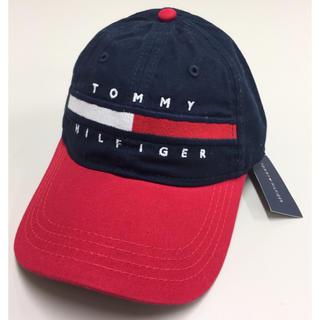 トミーヒルフィガー(TOMMY HILFIGER)の新品 トミーヒルフィガーキャップ(キャップ)