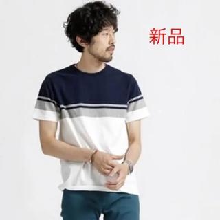 ナノユニバース(nano・universe)のナノユニバース メンズ Tシャツ(Tシャツ/カットソー(半袖/袖なし))