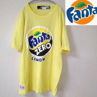 コカコーラ(コカ・コーラ)の【コラボ Fanta】deception&cocacola Tシャツ(Tシャツ/カットソー(半袖/袖なし))