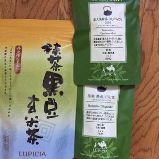 LUPICIA - ルピシア 日本茶 3個セット