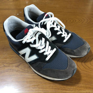 New Balance - ニューバランスnewbalanceM996ST ネイビー 27.5cm