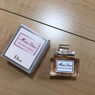 Dior ミスディオール アブソリュートリー ブルーミング